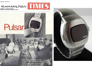 Used Pulsar Watches